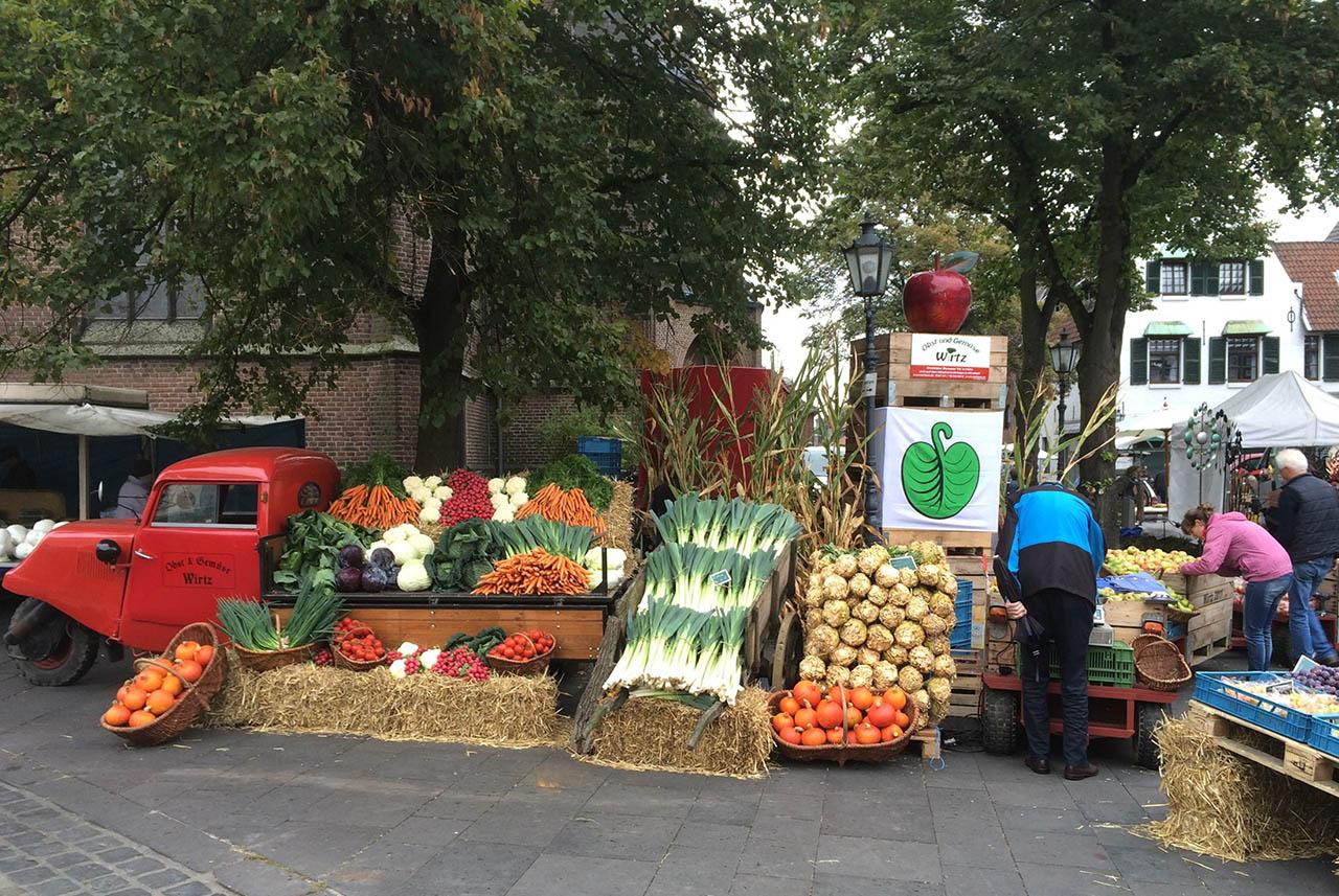 Obst und Gemüse Wirtz - Hüls - Bottermaat
