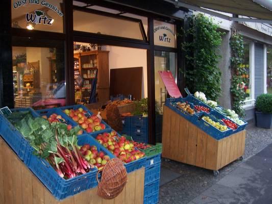 Obst und Gemüse Wirtz in Bockum
