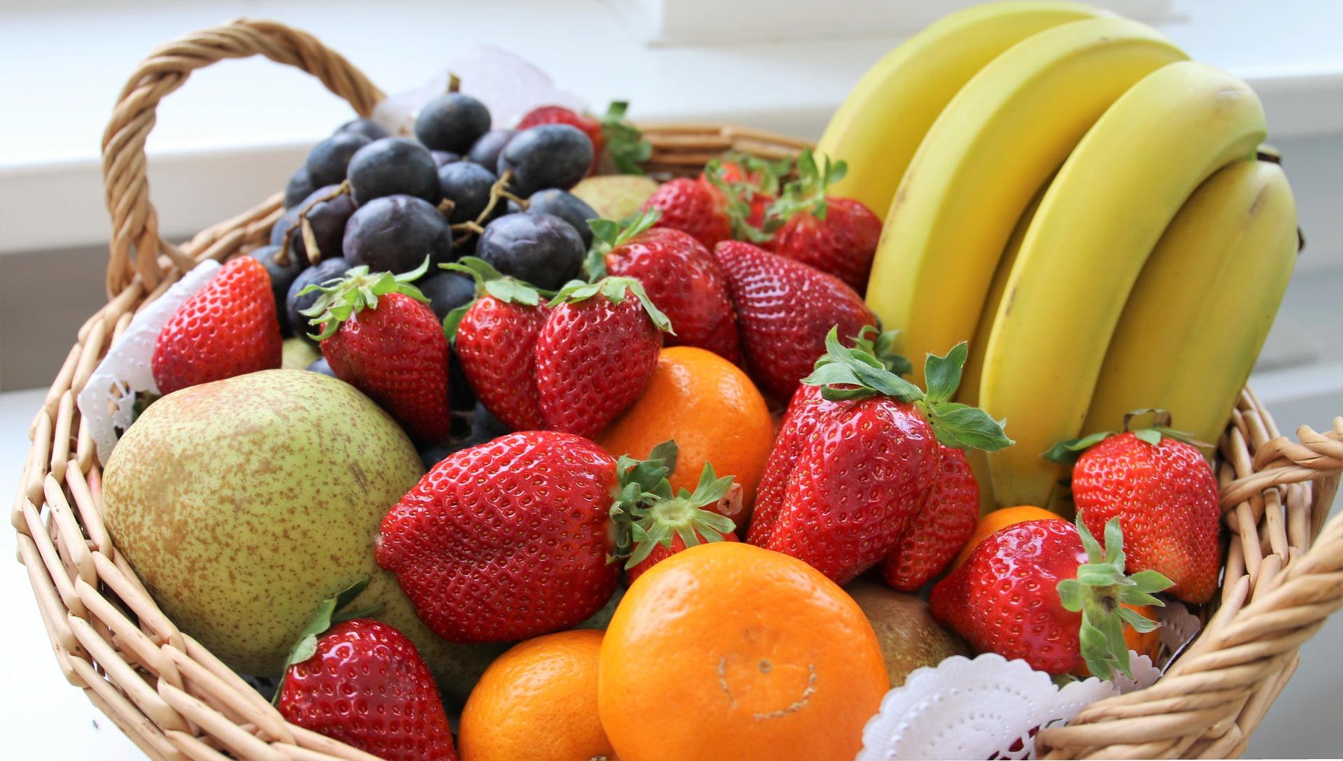 Obst ins Büro - Obst und Gemüse Wirtz